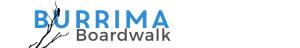 Burrima boardwalk logo